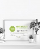 Certificates - Give someone the recognition they deserve!