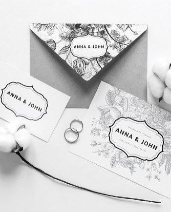 Invitations | Impress everyone even before it starts!